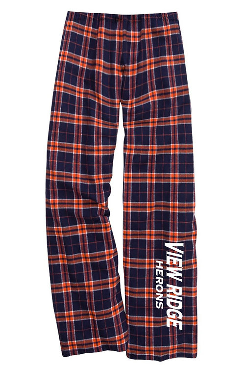 Flannel Pants FY20-VR