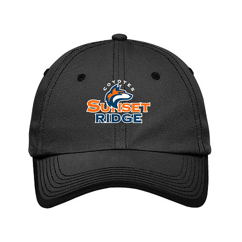 C835 Low-Profile Hat Embroidered Logo SSR