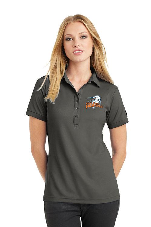 Ladies Performance Polo Shirt LOG101-VRS