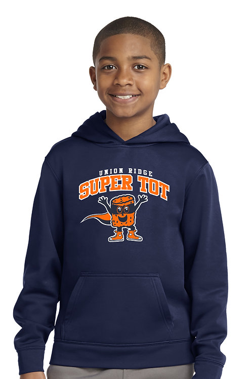 Youth Performance Hoodie YST244-UR