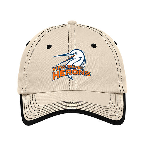 C835 Low-Profile Hat Embroidered Logo
