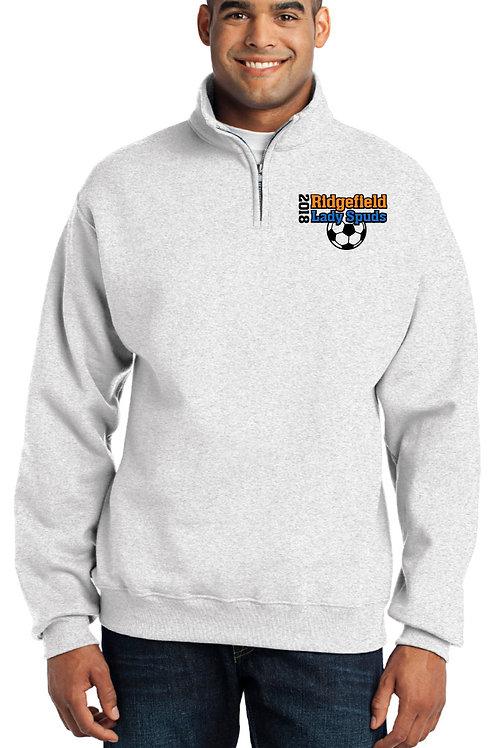 Men's 1/4 Zip Sweatshirt 995M-RHS