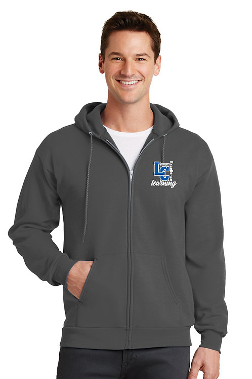 Adult Full-Zip Hoodie PC78ZH-LCSTAFF