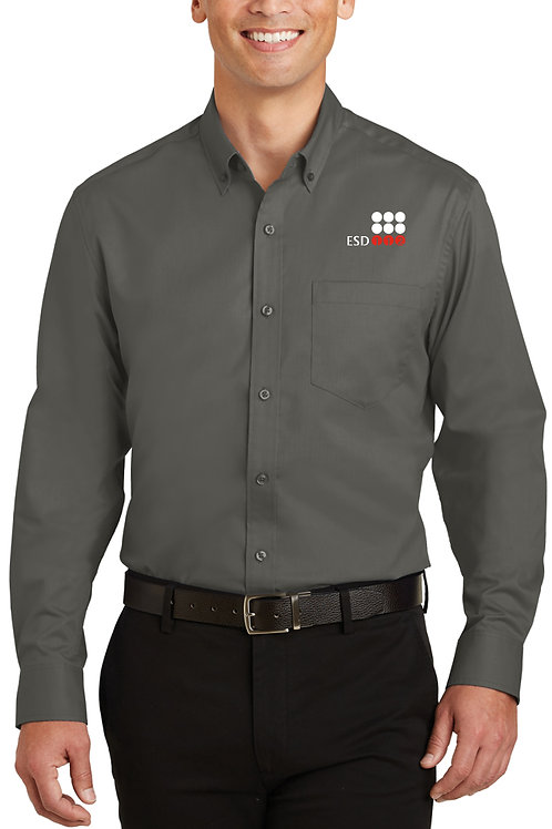 Men's SuperPro™ Twill Shirt S663-ESD