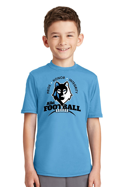 Youth Performance Dry Zone® Soft Tee - PC381Y