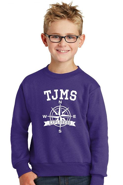 Youth Crew Sweatshirt TJMS