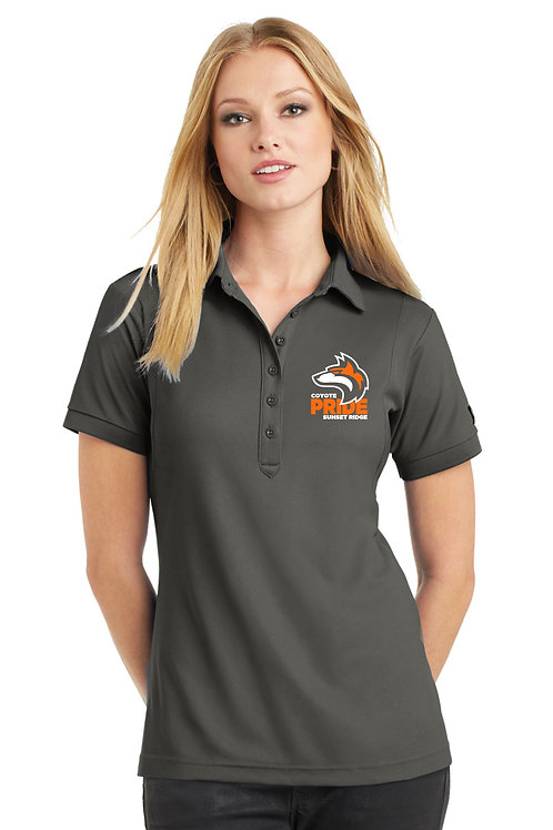 Ladies Performance Polo Shirt LOG101-COYS
