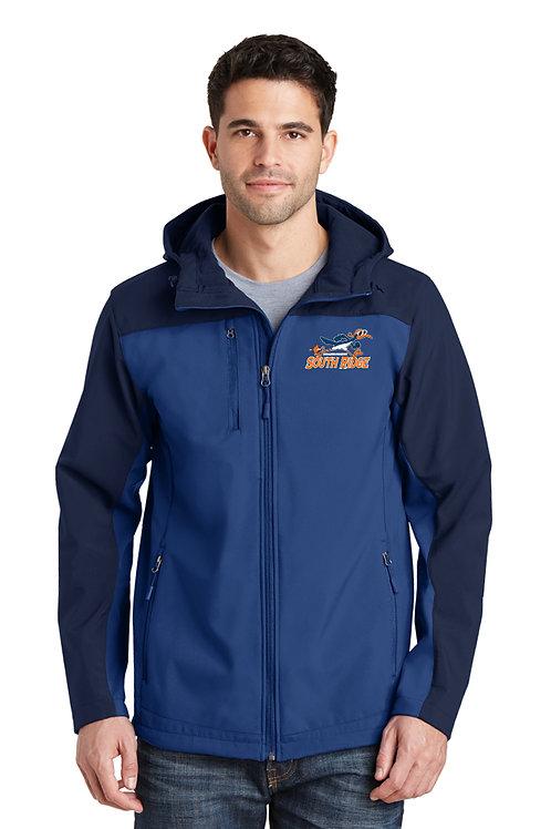 Hooded Core Soft Shell Jacket J335-SRRS