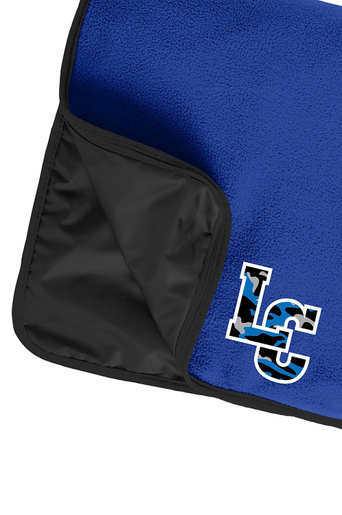 Camo Fleece Poly Blanket TB850-LCF