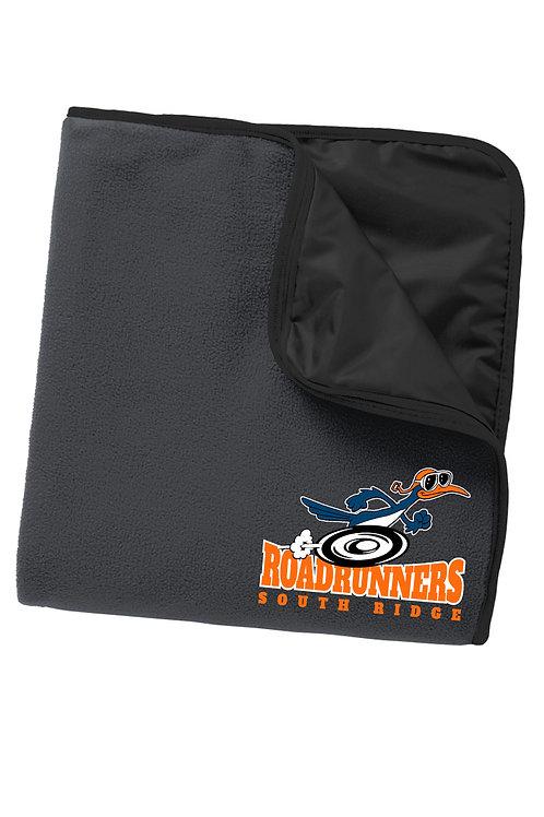 Fleece Poly Travel Blanket TB850-SRR