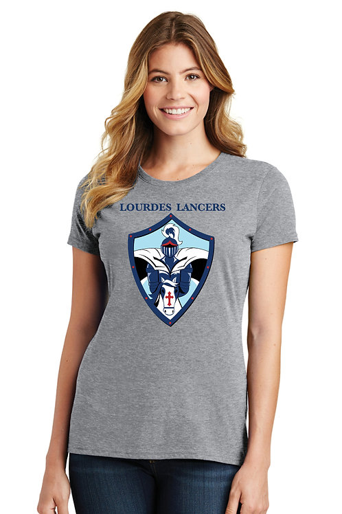 Ladies Lancer Soft Tee - TEACHERS ONLY