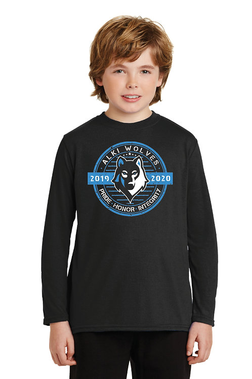 Youth Soft Long-Sleeve Performance