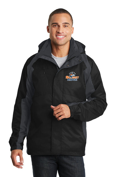 Waterproof 3-in-1 Jacket J310-SRS