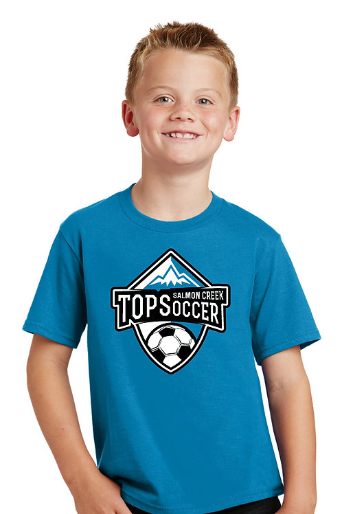 Youth Tee: PC450Y-TOPSOC