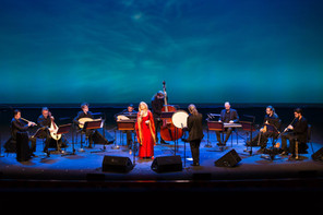 Concert in Elbphilharmonie- Sarband-Der Mond von Al-Andalus