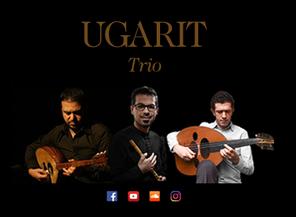 Ugarit Trio concert