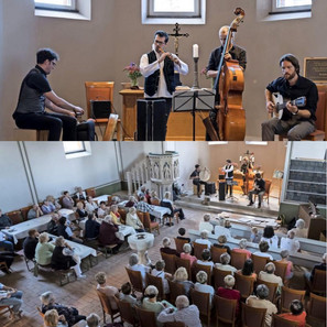 Fityan Band in der Persiuskirche