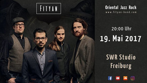 FITYAN – Band Concert at SWR Studio live in Freiburg!