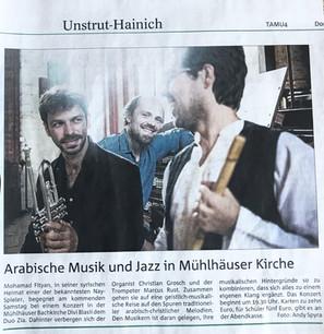 Artikel | Mühlhausen concert