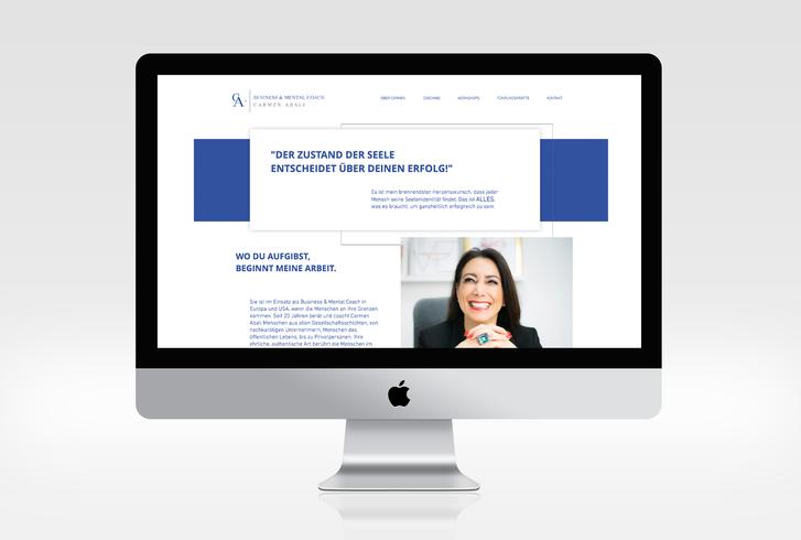Carmen Abali Webdesign