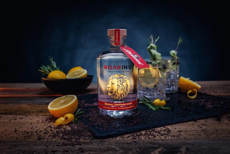 Löwensenf / Roaring Gin