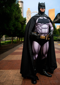 Atlanta Superhero Parties