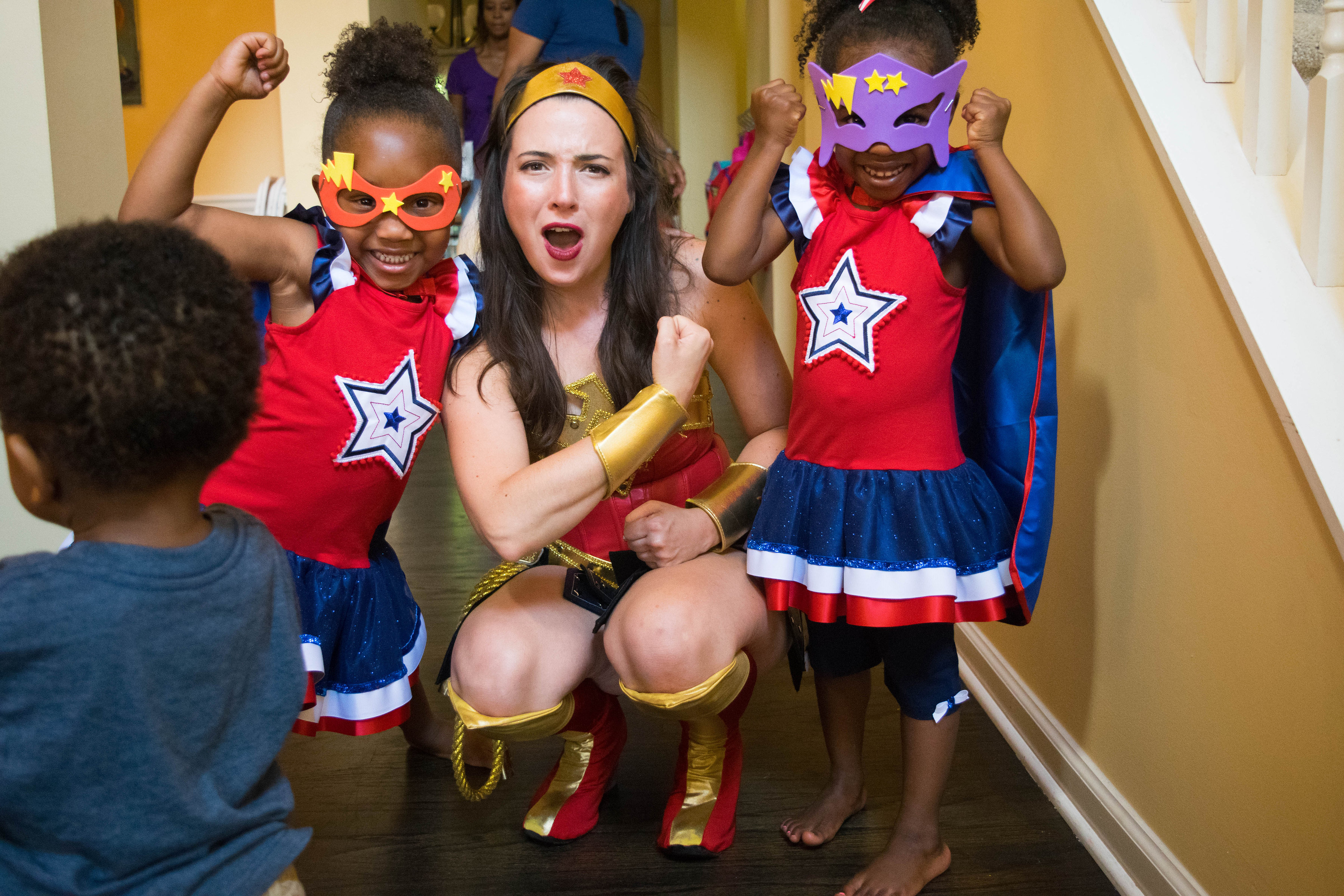 Atlanta Superhero Parties