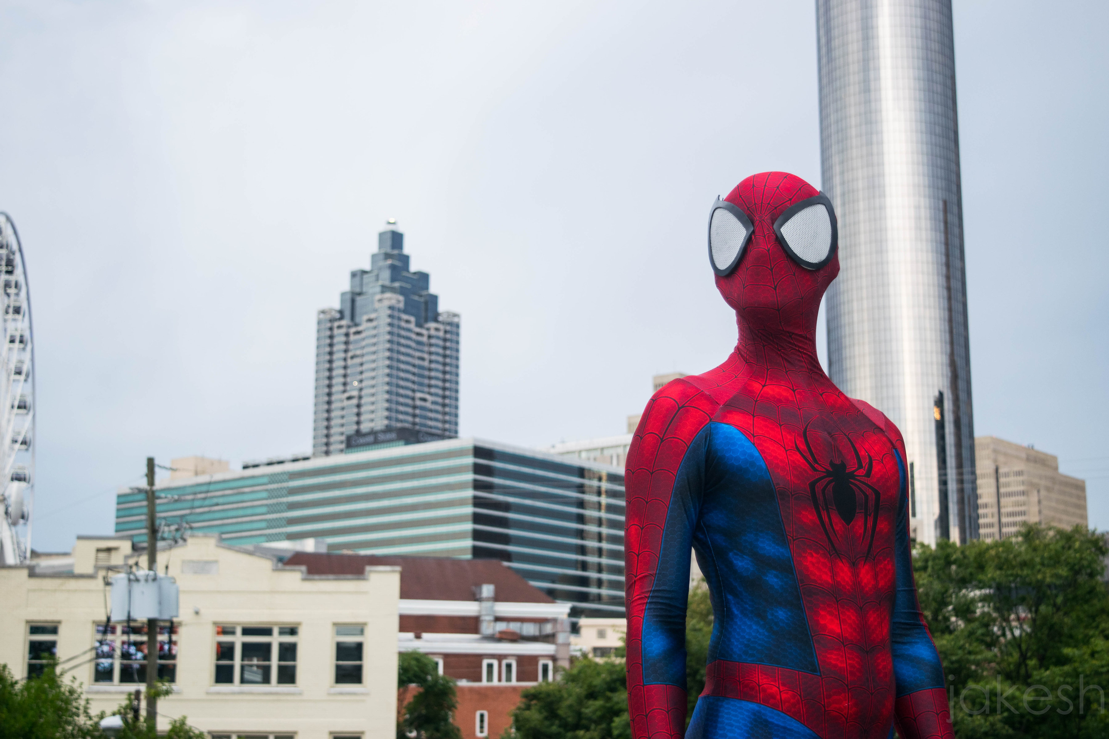 Atlanta Superhero