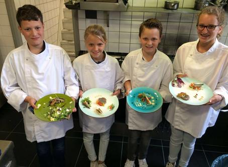 De Opstap kookt in Brasserie de Kloostertuin!