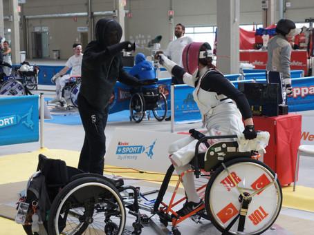 Testimonial: Elke van Achterberg (rolstoelschermster)