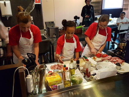 Junior Kookchef begin met voorrondes