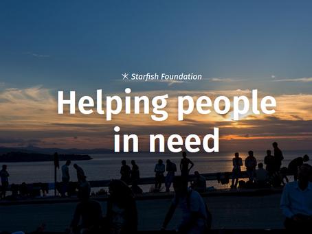 Testimonial: Stichting Starfish