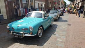 Classic Car Event van Lionsclub IJsselstein-Lopikerwaard opnieuw zeer geslaagd
