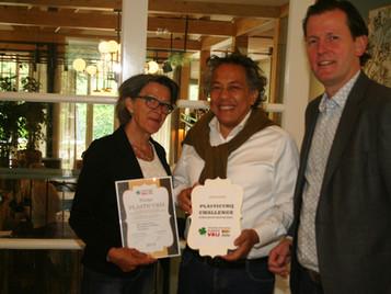 Gesprek met Ron Grillet en Babs Schaik van het Wapen van Reijsenburg