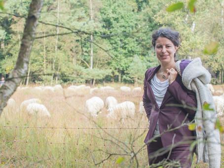 In gesprek met Janine Caalders, voorzitter Nationaal Park Utrechtse Heuvelrug.