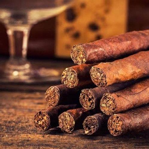 Dry Tobacco & Hay