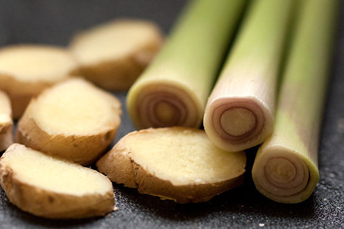 Lemongrass and Ginger