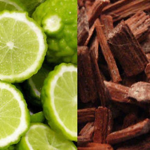 Sandalwood & Kaffir Lime