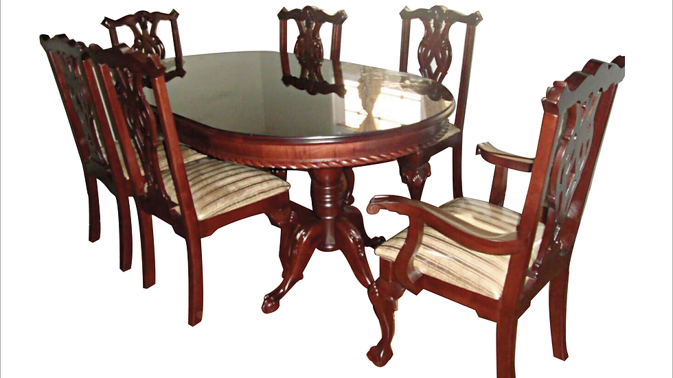 Comedor Chippendale