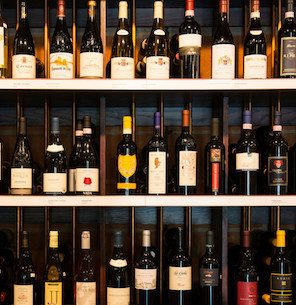 The Wall of Wine