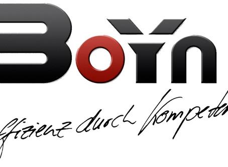 Boyn wird neuer Championspartner!
