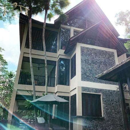 Luxury jungle home in Ubud - Villa Naga Putih
