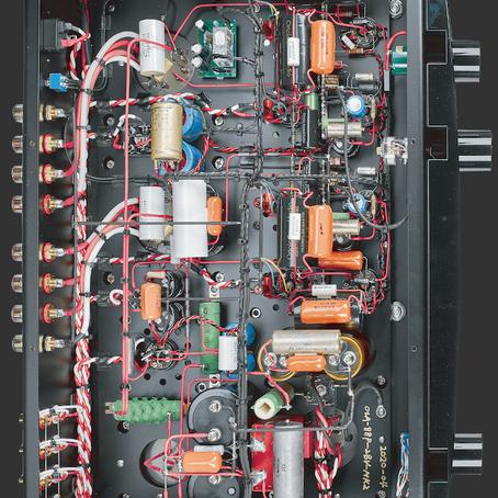 BRAVO系列【總編執筆】一生懸命手作真空管機傳奇 OSA-88-2BV MK2