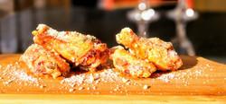 Parmesan Chicken WInngs.