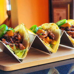 Oxtail Taco
