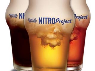 Samuel Adams lança cerveja com nitrogênio