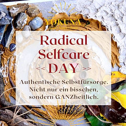 YOKUNA - Radical Selfcare Day