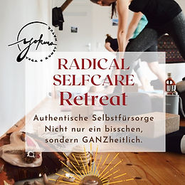 YOKUNA - Radical Selfcare Retreat
