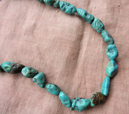 Natural Turquoise String