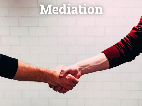 Beyond Section 21: Step 1 Mediation